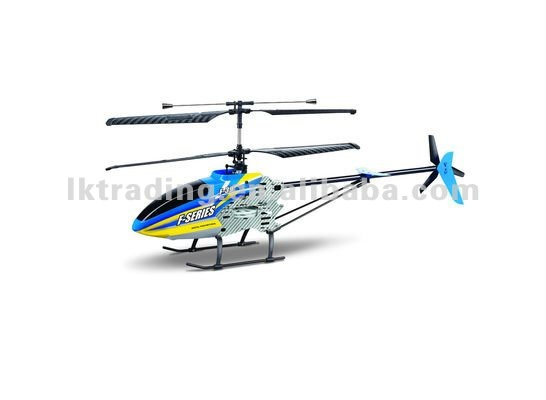 ABC-153110 2.4G 4CH RC Helicopter with Servo & Gyro