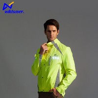 Wholesales Led Reflective Waterproof Jogging Suit/Track Jacket