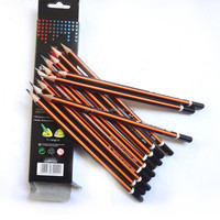 High quality 7'' HB writing and drawing pencils