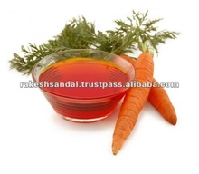 ORGANIC CERTIFIED CARROT SEED OIL