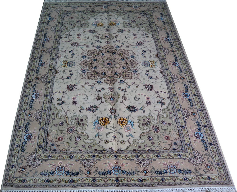 4x6ft man made handknotted cheap karastan wool rugs
