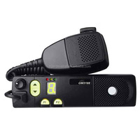 Long distance two way radio vhf uhf high quality mobile radio for motorola GM3188