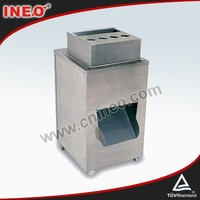 Stainless Steel Fresh Meat Cube Cutting Machine/Meat Dicing Machine/Meat Dicer Machine