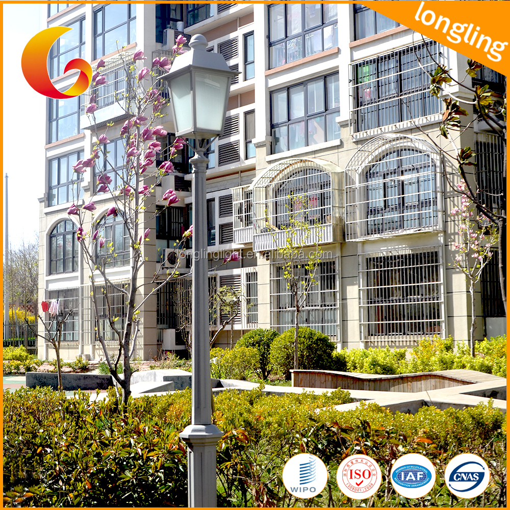China Wholesale High Quality Cast Aluminum Garden Light Outdoor
