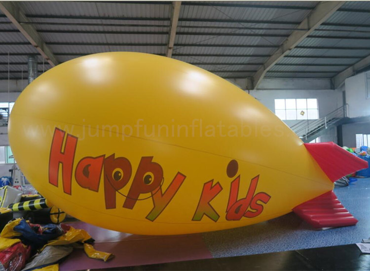 10meter long Helium Airship with LOGO printing/8m Helium Blimp custom-made