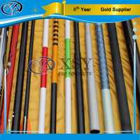Unsaturated FRP Fiberglass Rod For Garden