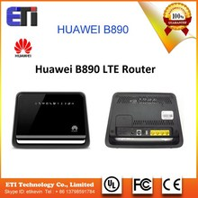 ETI New Arrival HUAWEI B890 Mew King DC-HSPA+ 100Mbp ETI Power Bank 4G Wireless Fixed Line Dual Acess Wifi Router Hotspot