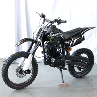 150cc trustworthy china supplier petrol motor dirt bike