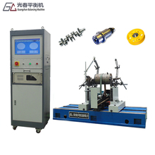 Crankshaft Belt Drive Dynamic Balancing Tester