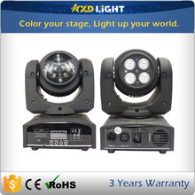 Factory price double faced mini moving head led wash and beam