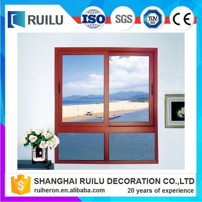 Cheap house windows for sale sliding glass window