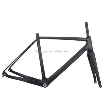 cyclocross Carbon frame BSA BB30 Mount Gravel Bike Frame carbon city bike frame