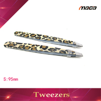 TW1241 fast delivery print spary smd hot eyebrow tweezers
