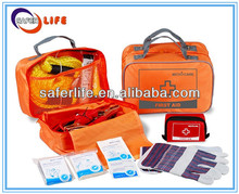 Wholesale Multifuctional outdoor driving roadside Emergency car tool Kit Bag First Aid medical survival car tool kits