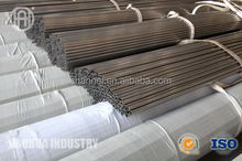 supplier of 304/316/321 thin wall small size stainless steel capillary tubing