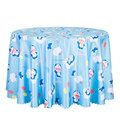 Cartoon Printed Table Cover For Kids Decoration Dining Table Cloths