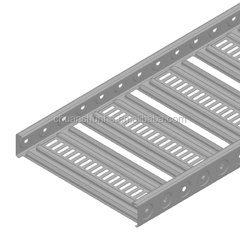High Quality Ladder Type Steel Cable Trays