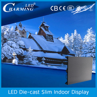 High Resolution p4 Led Display SMD full color stage/wedding/exhibition/night club indoor led Display