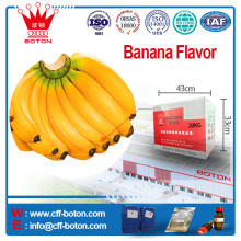 Banana Flavor in liquid or powder for drink and food