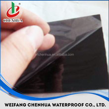 SBS self adhesive rubber membrane for waterproofing