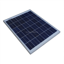 3W 5W 10w 20w 6v 12v Polycrystalline Small Solar Panel for Toys With RoHS TUV Certificate