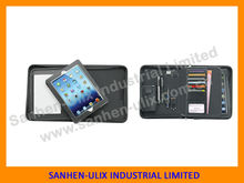 SIMULATED LEATHER PORTFOLIO TABLET PC IN TABLET PC