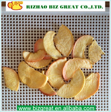 VF Dried Fruits-healthy natural snack vacuum fried VF dried apple chips