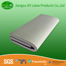 Good Quality latex negative ion bamboo charcoal mattress pad