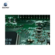 PCB electronic production, 2 layer pcb manufacturer factory in China