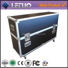 LT-FC376 2016 new products TV television Plasma flight case LCD aluminum case transport crate