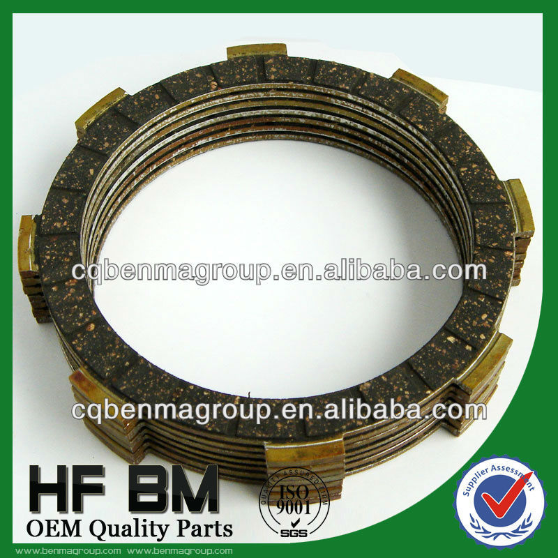Bajaj TVS Motorcycle Clutch Fiber, HF Clutch Fiber Rubber for TVS Motorcycle Parts, Top Quality with Best Price!!