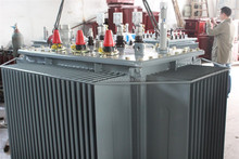 Low loss Manufacturer power usage 750KVA transformer 6.6KV to 415V copper winding