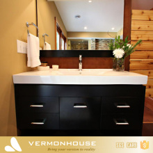 2018 Hangzhou Vermont Factory Home Depot Bathroom Vanity Top Furniture Designs Made In China
