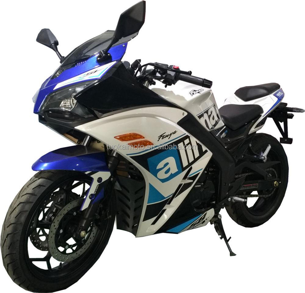 Double Cylinder,4-Stroke,Cooling Liquid 350cc racing motorcycle (TKM350-10C)