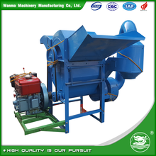 Wanma1266 6.0 Hp Diesel Engine Mini Small Rice Threshing Machine