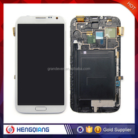 cell phone repair parts for samsung galaxy note 2 n7100 n7105 lcd with digitizer