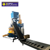 Popular hydraulic aluminum chip briquetting press