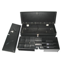 Adjustable cash tray cash drawer in conjunction with pos printer with high quality