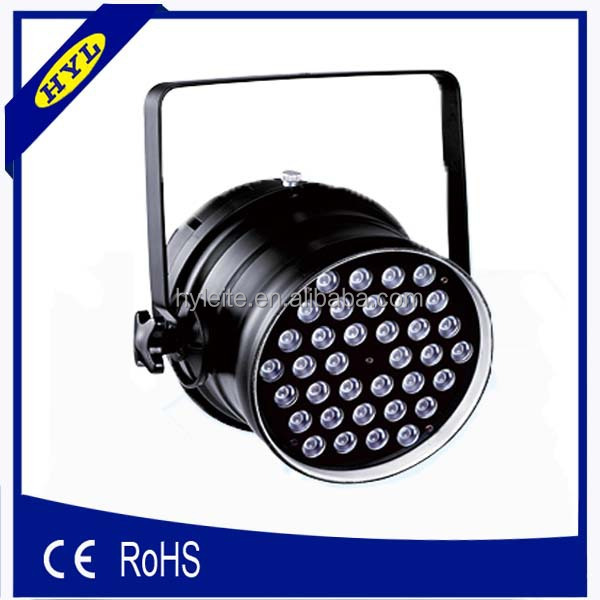 china supplier 36pcs 1w or 3w high brightness ip20 led par64