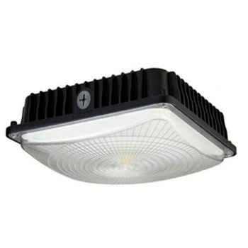 5years warranty UL cULs outdoor 60W LED canopy light