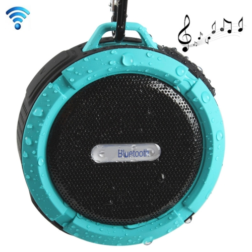 China suppliers <strong>MINI</strong> C6 Outdoor Portable Lightweight IP65 Waterproof grade Bluetooth Speaker, Supporting Handsfree and Suction