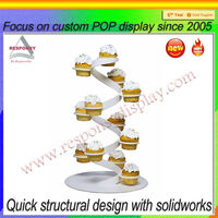 Countertop Cake Display Stand fashion cupcake display stand