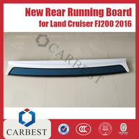 High Quality PP Rear Bumper Board Plate for Toyota Land Cruiser FJ200 2016