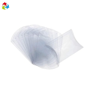 Gift Candy Packaging PET PVC Clear Pillow Box
