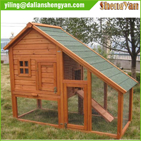 Large Size Wooden Water Proof Outdoor Dog House, Dog Kennel