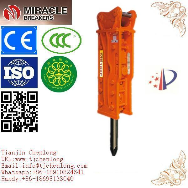 Construction building hydraulic hammer mini excavator liugong parts