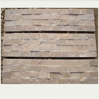 hot sale low price decorate wall pink slate walling tiles slate pieces