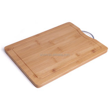 New China products for sale kitchen accessories silicon bamboo cutting board