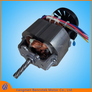 electric motor for household appliance