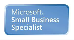 Microsoft Authorized Small Business Specialist